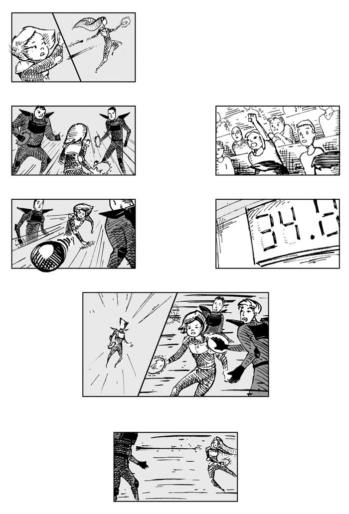 Super Ricochet Storyboards 10