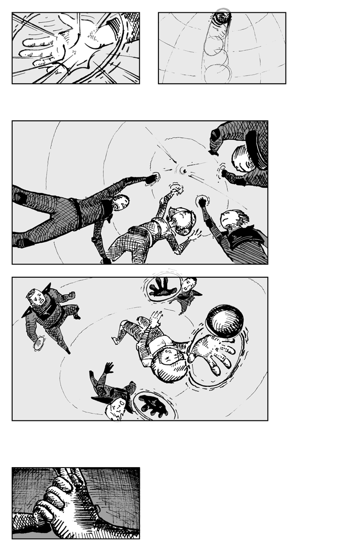 Super Ricochet Storyboards 11