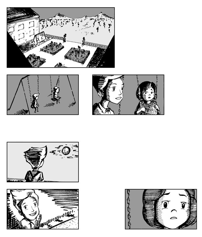 Super Ricochet Storyboards 3