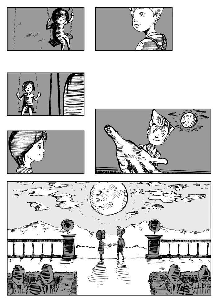 Super Ricochet Storyboards 4