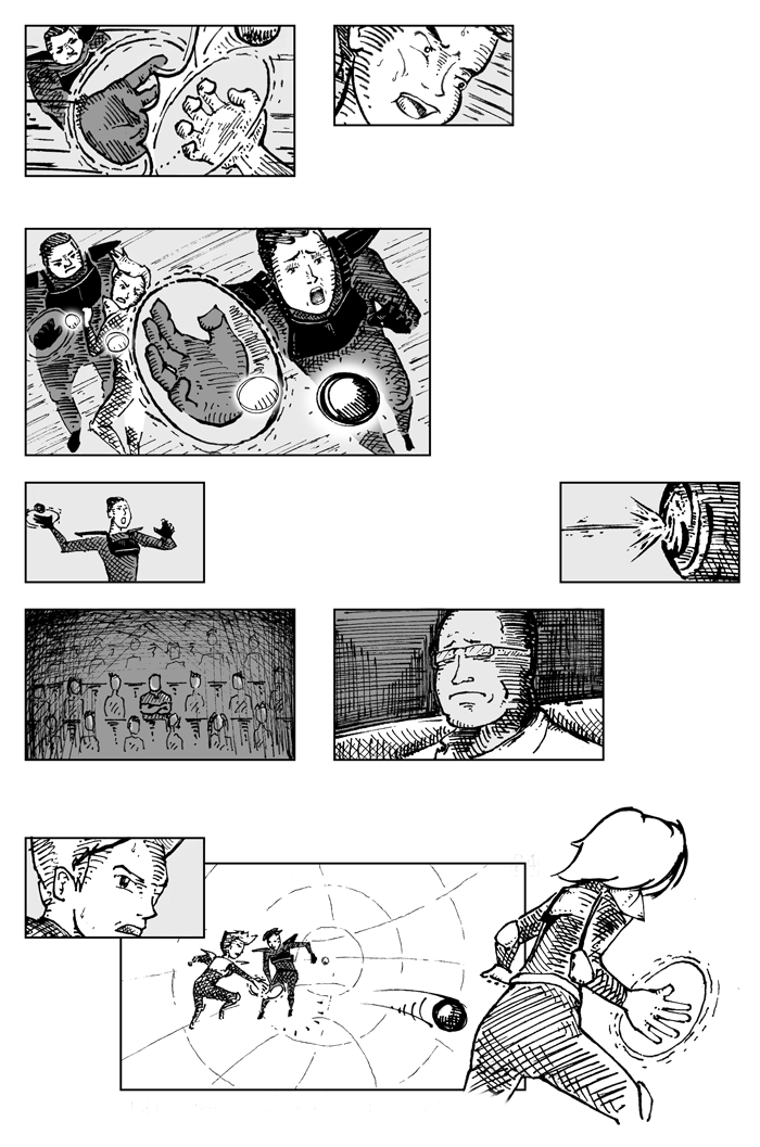 Super Ricochet Storyboards 9